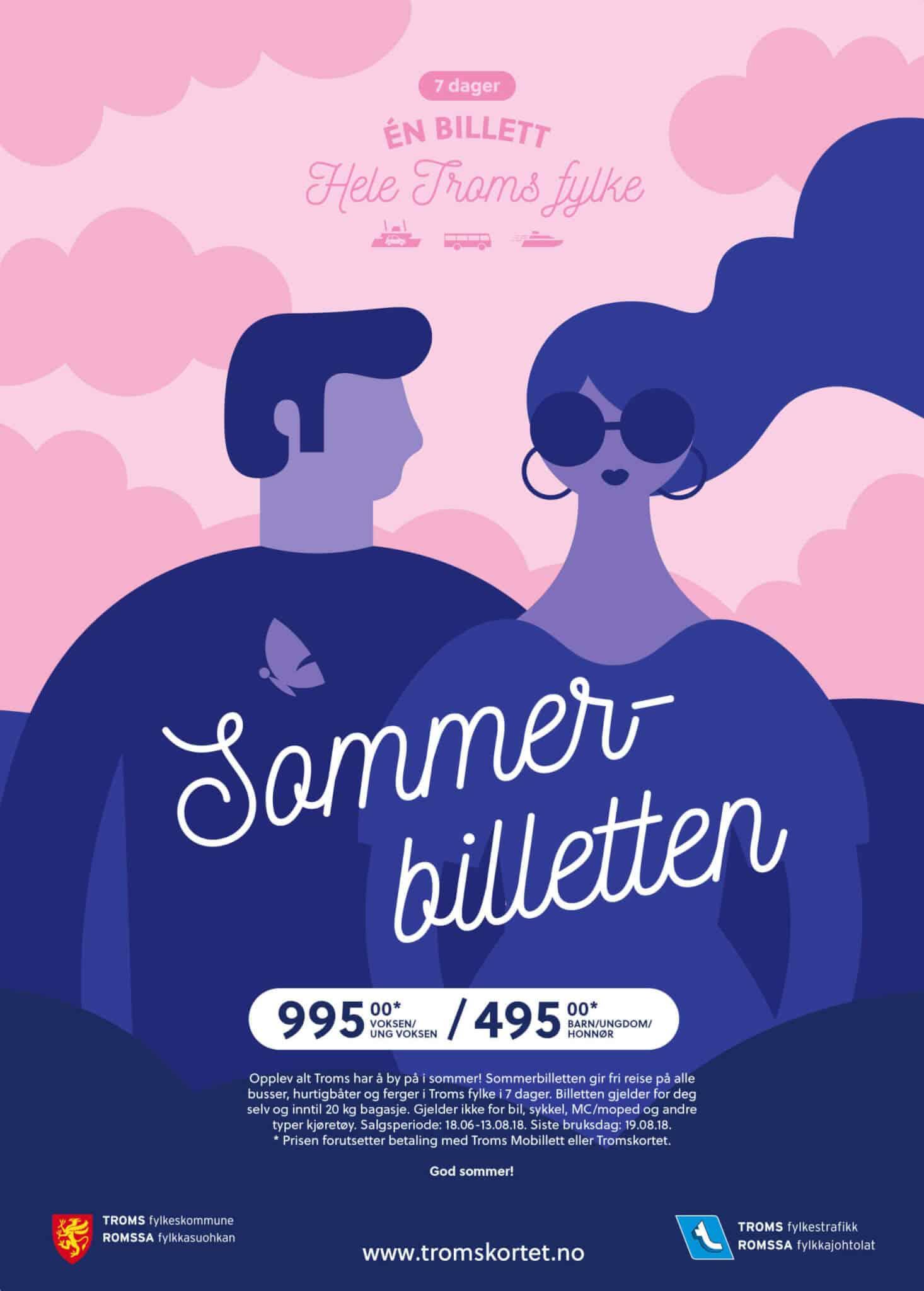 Sommerbilletten